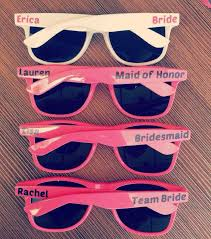 personalized sunglasses wedding favors 41 best custom sunglasses decal fast ship images on