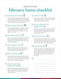 checklist signs home design benefit ticket template
