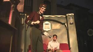 hhn icons usher kill show at halloween horror nights 25 youtube