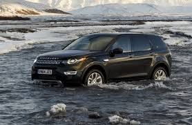 land rover discovery sport 2016 off road 2016 land rover discovery sport review photo on