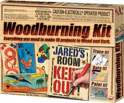 nsi classic wood burning kit