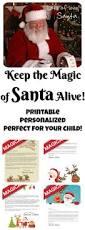 Printable Santa List Templates Best 25 Letter From Santa Template Ideas On Pinterest Letter