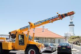 byron bay crane hire