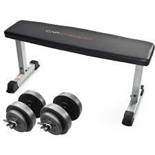 pure fitness flat bench walmart com