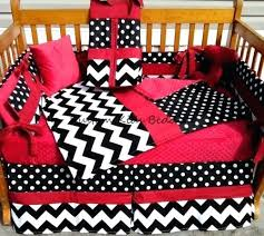 Black And White Crib Bedding Set Crib Bedding Soundbubble Club