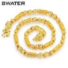 aliexpress buy wedding gifts18k gold plated wide 18k gold chain men 18k gold chain men suppliers and manufacturers
