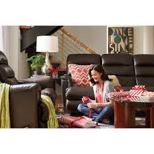 Full Reclining Sofa by Power Recline Xrw Wall Saver Reclining Sofa With Power Tilt