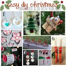 handmade ornaments for kids peeinn com