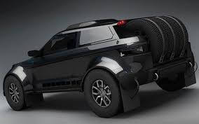 New Land Rover Range Rover Evoque To Participate In 2013 Dakar