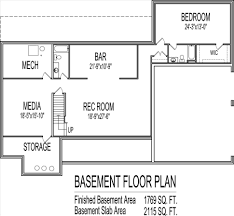 mini house floor plans interior build small house cheap bedroom floor plans with garage