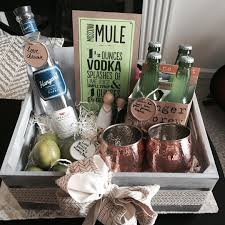 vodka gift baskets the best diy gift baskets to make for every occasion ideal me