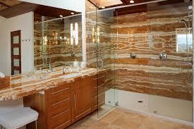 stone slab on shower wall google search granite pinterest