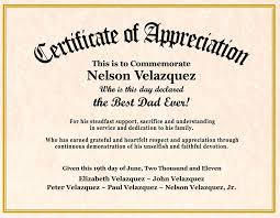 sample text for certificate of appreciation church appreciation certificate template