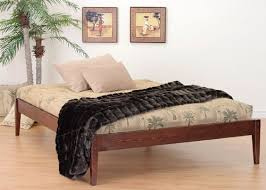 Platform Bed No Headboard by Alluring Bed Frame No Headboard Bed Frame Bed Frames Without