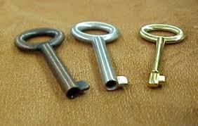and antique skeleton key blanks