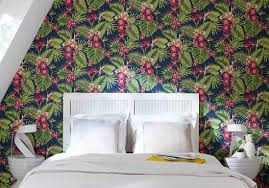 papier peint tendance chambre papier peint chambre tendance