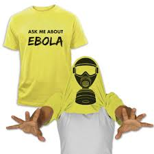 T Shirt Halloween Costume by Ask Me About Ebola Virus T Shirt Flip Over Head Shirt Halloween