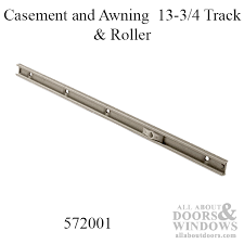 Awning Track Casement Window Parts