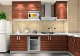 modern minimalist kitchen interior design rendering 3d house