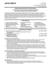 human resources resume exles top human resources resume templates sles