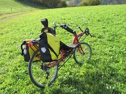 fabriquer son porte velo le vélo couché martouf le synthéticien