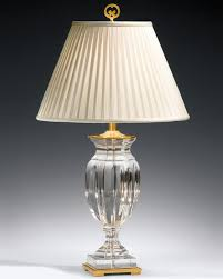crystal lamp and solid crystal table lamp
