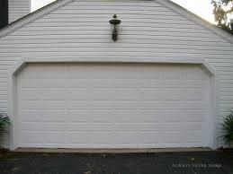 2 Door Garage by One Year Blog Anniversary How To Clean U0026 Paint Your Garage Door