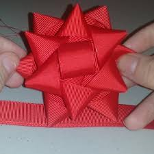 christmas hair bows christmas gift hair bow tutorial christmas hair bow