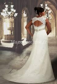 robe de mariã e dentelle dos robe de mariée sirène à bretelles sans manche en dentelle dos nus