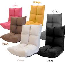 Folding Living Room Chair Futon Chair Gaming Chair The Back Rest Can Be Adjusted Into