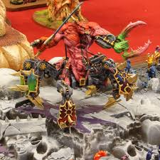 super colorful showcase super colorful daemons adepticon 2013 spikey bits