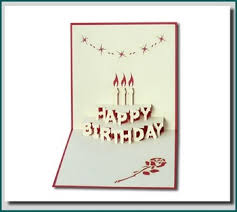 pop up birthday card birthday cake in 3d pop up greeting card buy pop up greeting