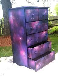 2015 new printing galaxy curtain satin dark purple galaxy curtain