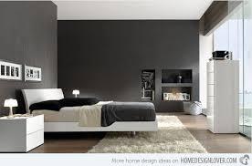 Black And White Bedroom Design Innovative Black And White Bedroom Design 16 Black And