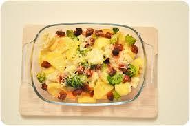 comment cuisiner le chou romanesco gratin aux 3 choux pommes de terre et chorizo un peu de rêve dans