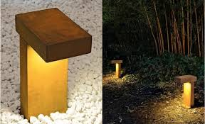 Landscape Path Lights 10 Easy Pieces Pathway Lighting Gardenista