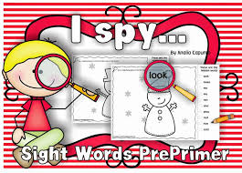 94 best winter sight word plans images on pinterest sight word