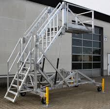 altec aluminium technik gmbh aviation aluminium access platforms