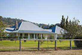 Country Farm House Scone Farmhouse Traditional Australian Country Farm House Hunter