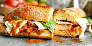 thanksgiving sub sandwich best chicken parm sub recipe how to make chicken parmesan