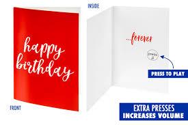 joker birthday card prank birthday card that won u0027t stop singing