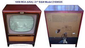 rca victor tv cabinet value 1950 59 rca usa
