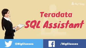 Teradata Create Table Teradata Sql Assistant Teradata Tutorial Bigclasses Youtube