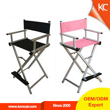 Professional Makeup Artist Chair New Aluminum Salon Makeup Chair Adjustable Height By Ver Beauty