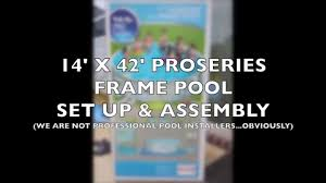 Intex Pool 14x42 14 U0027x42