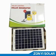 solar dc lighting system china 10w solar dc light system mp3 radio fan 4pcs solar light zy