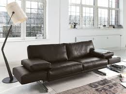 Comfortable Sofa With Adjustable Backrests And Movable Footrests - Comfortable sofa designs