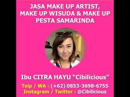 Jasa Make Up Artist harga make up artist samarinda 2017 0853 3698 6755 t sel