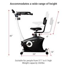 Under The Desk Bicycle Loctek Store Fitleader Uf6m Fitness Under Desk Magnetic