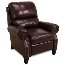 Hickory Park Furniture Galleries by The Bishop Push Back Recliner Features Franklins Exclusive Comfort